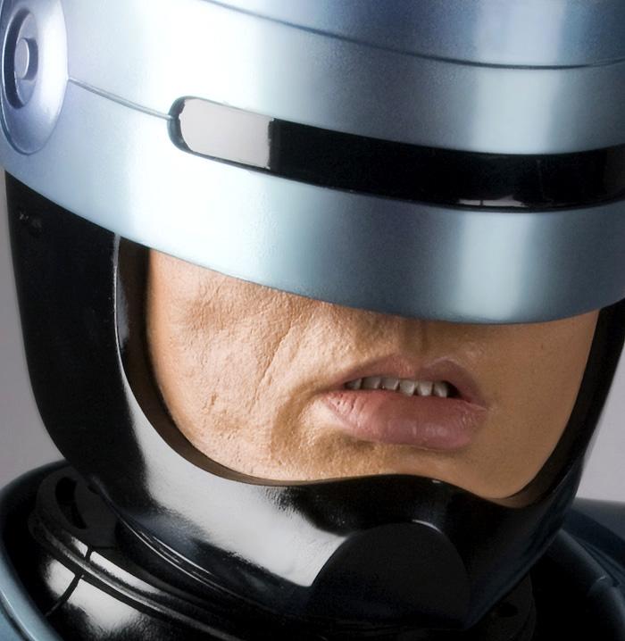 ROBOCOP BUSTE ( THE ROBOTMAN ) Robobust3