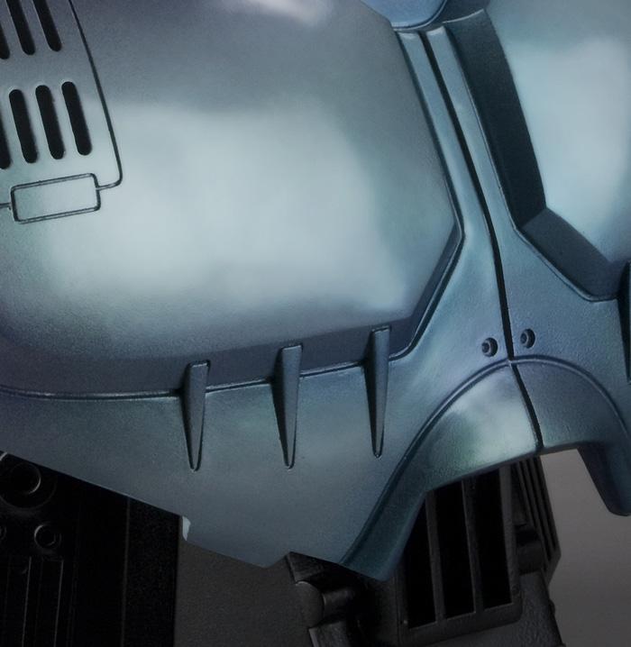 ROBOCOP BUSTE ( THE ROBOTMAN ) Robobust4