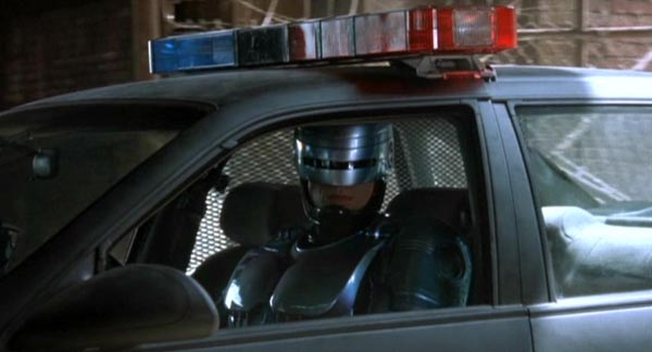 Cars In Robocop