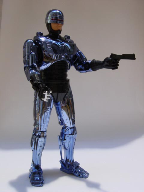 """Led Lights For Cars >> This """"Super classic"""" Robocop action figure made 1995 is a ..."""