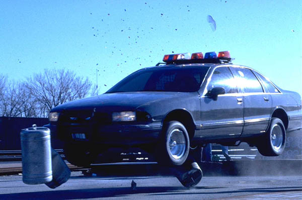 Cars in RoboCop - Ford Taurus