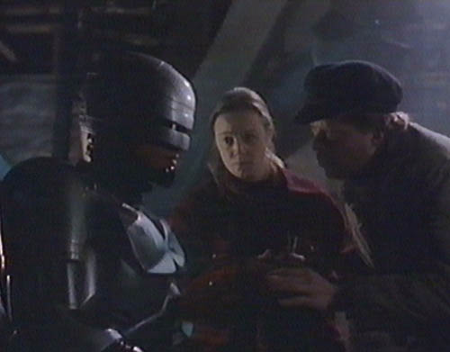 Robocop prime directives episode guide and reviews on the sci-fi.